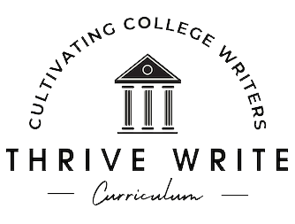 Thrive Write Education